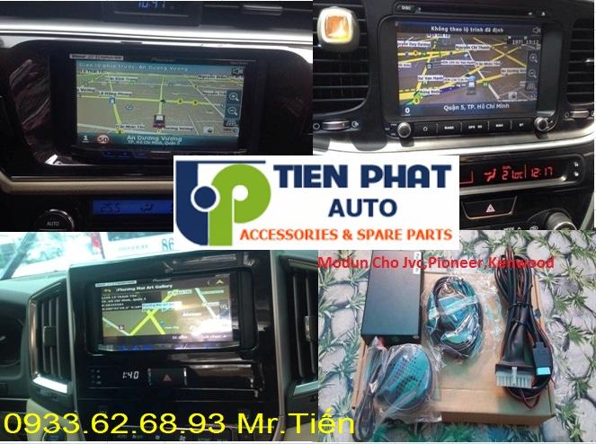Lắp Thiết Bị Dẫn Đường (GPS) VietMap S1 Cho Xe Mazda CX-5 Tại Tp.Hcm
