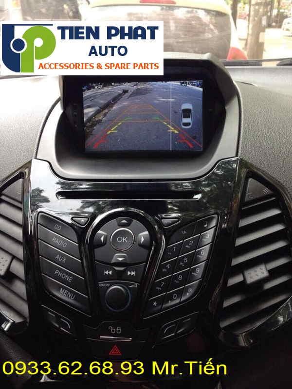 Lắp Màn Hình DVD Tốt Nhất Cho Ford Ecosport Đời 2015 Tại Tp.Hcm