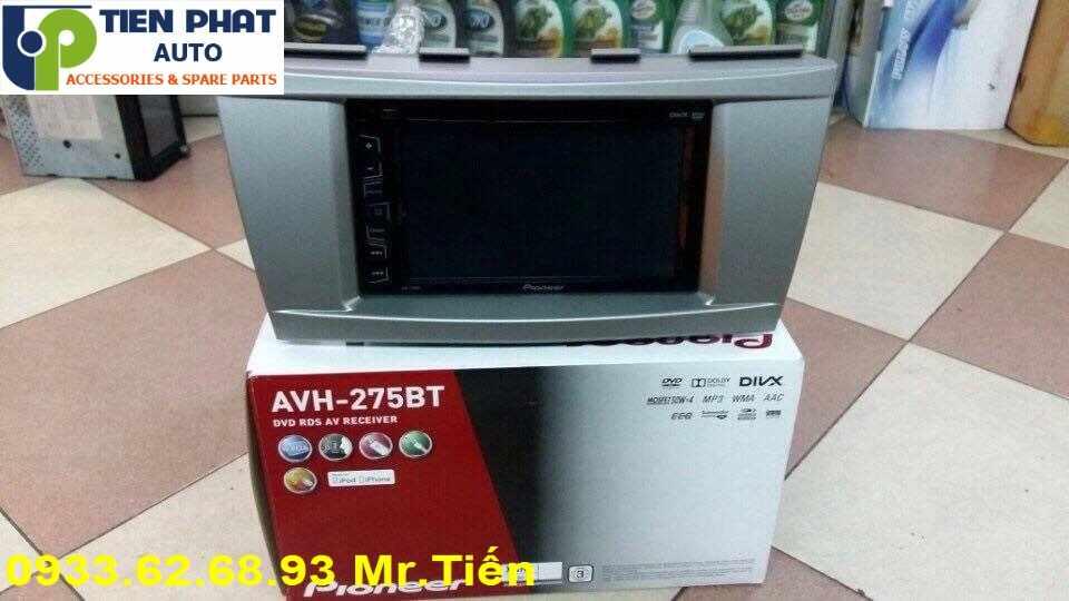 Đặt Màn Hình DVD Zin Cho Toyota Camry 3.5Q Đời 2010