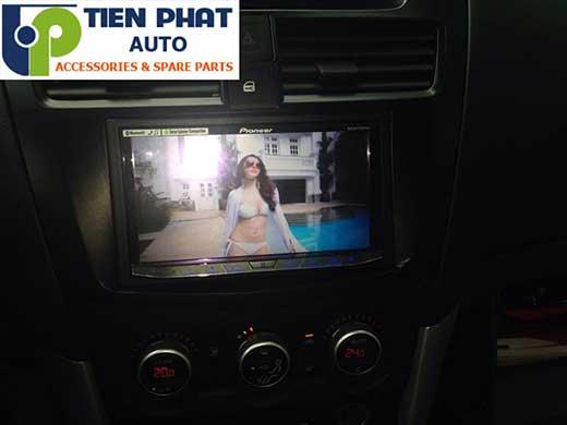 lắp màn hình dvd cho mazda bt 50 đới 2016 Tại tp hcm