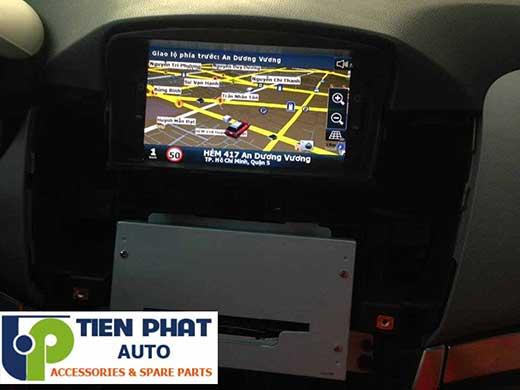 Màn Hình DVD Zin Theo Xe Cho Chevrolet Cruze LTZ Đời 2013 Tại Tp.Hcm