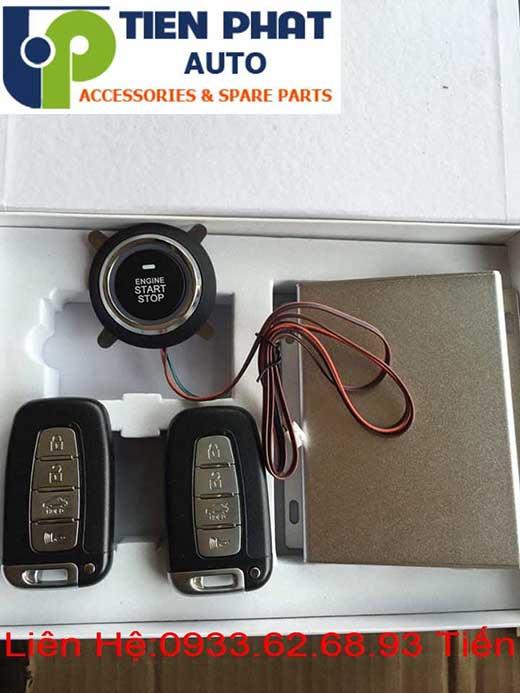 Lắp Đặt Engine Start Stop Smart Key Chìa Khóa Thông Minh Cho Xe Ford Ranger Đời 2014 Tại Tp.Hcm
