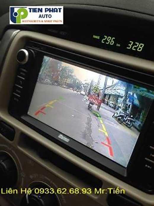 Đầu Máy DVD Zin Theo Xe Cho Toyota Innova Đời 2009-2010 Tại Tp.Hcm