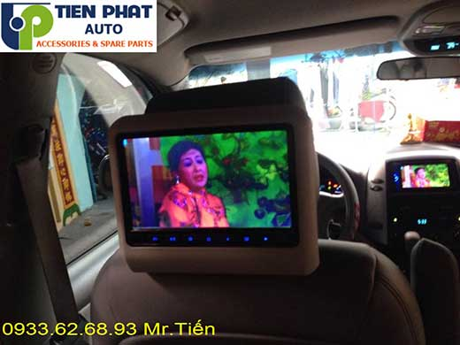 Dịch Vụ lắp Màn Hình Gối Đầu Cho Xe Ô Tô Tại Huyện Nhà bè Uy Tín Nhanh