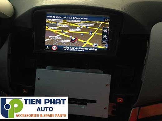 Gắn Màn Hình DVD Zin Theo Xe Cho Chevrolet Cruze Ls Số Sàn Đời 2015 Tại Củ Chi