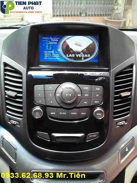Gắn Màn Hình DVD Zin Theo Xe Cho Chevrolet Orlando Đời 2015 Tại Tp.Hcm