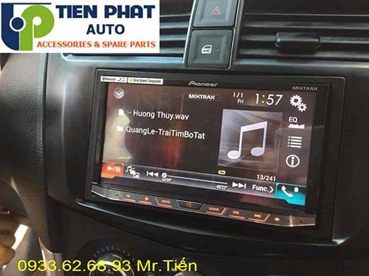 Gắn Màn Hình DVD Zin Theo xe Mazda BT-50 Đời 2015 Tại Tp.Hcm