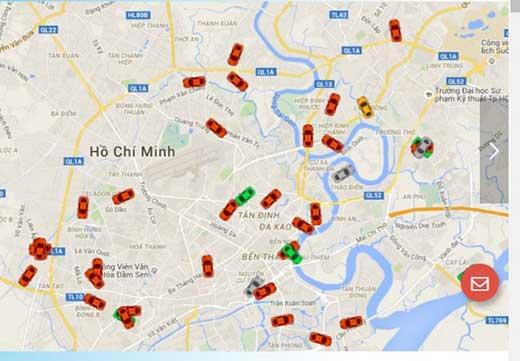 Gắn Thiết Bị Định Vị Quản lý  Ô Tô Cho Xe Mitsubishi Pajero sport Tại Long An