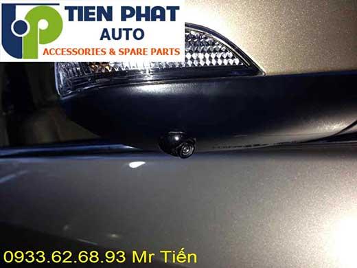 Lắp Camera Tiến Gương Bên Phụ Cho xe Toyota Altis  Uy Tín Nhanh Tại Quận Bình Tân