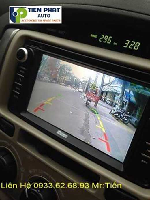 Lắp Đặt Màn Hình DVD Zin Theo Xe Cho Toyota Innova Đời 2007-2008 Tại Tp.Hcm