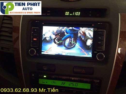 Lắp Màn Hinh DVD Cho Xe Toyota Fortuner Đời 2012 Tại Hcm