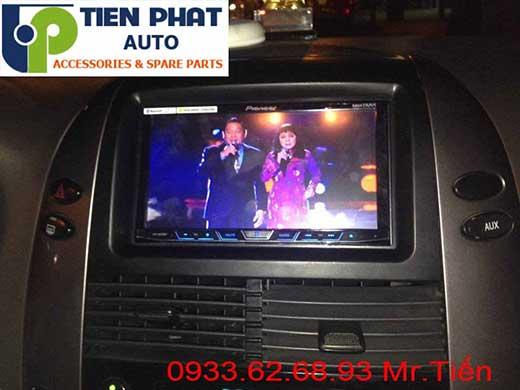 Lắp Màn Hình DVD Cho Xe Toyota Sienna Đời 2008 Tại Tp.Hcm