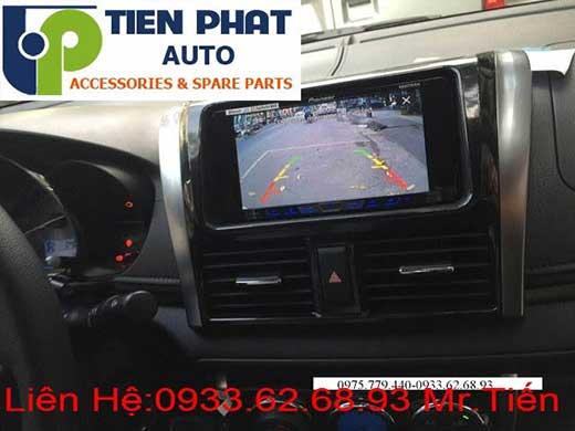 Dịch Vụ Lắp Đặt Màn Hình DVD Cảm Ứng Cho Toyota Vios 2015 Tại Tp.Hcm