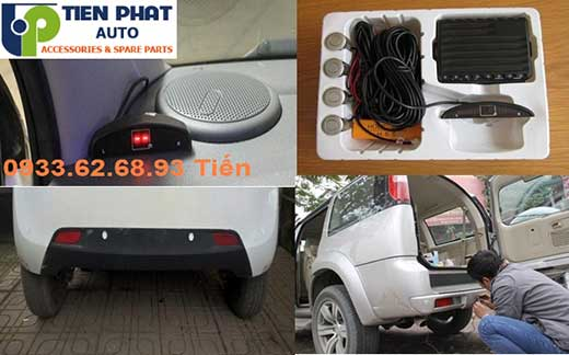 Lắp Mắt Cảm Biến De Cho Xe Chevrolet-GM Cruze Tại Quận 2 Uy Tín Nhanh