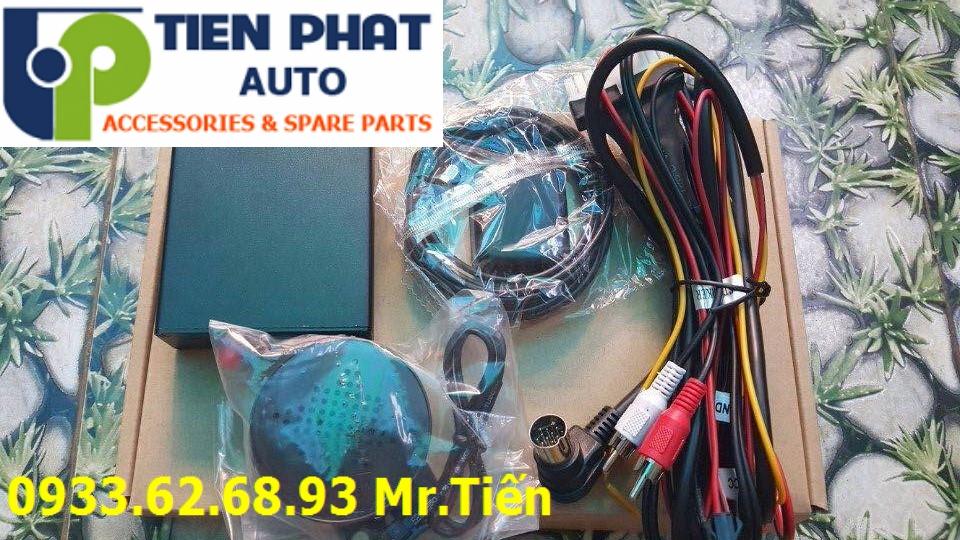 Lắp Thiết Bị Dẫn Đường (GPS) VietMap S1 Cho Xe Ô Tô Tại Hocmon Uy Tín Nhanh