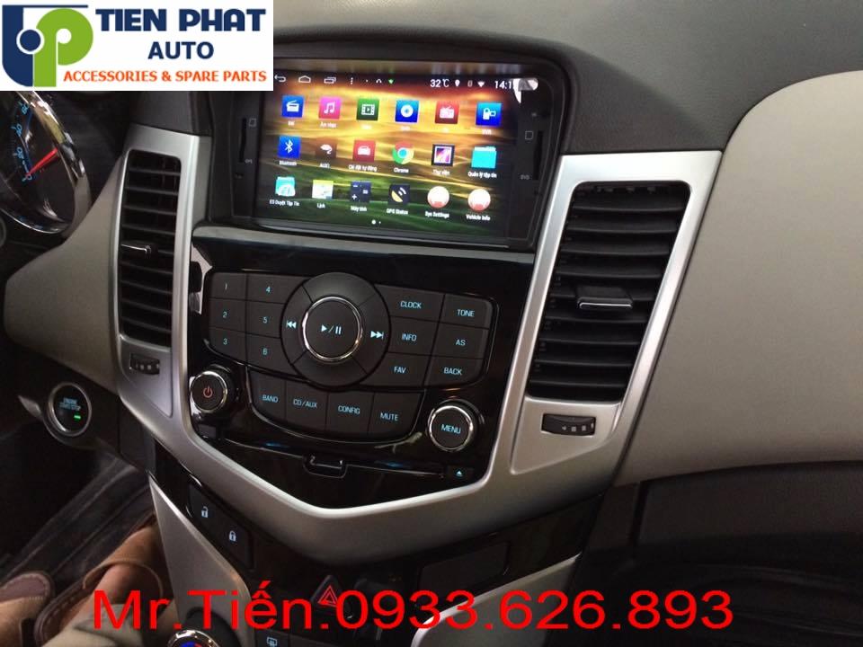 Màn Hình DVD winca s160 Chạy Android Cho Chevrolet Cruze