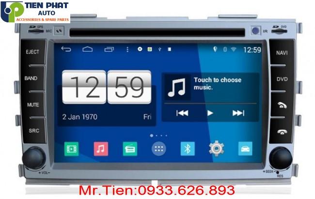 Màn Hình DVD winca s160 Chạy Android Cho Kia Cerato