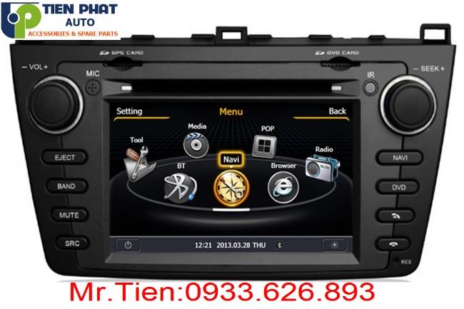 Màn Hình DVD winca s160 Chạy Android Cho Mazda 6