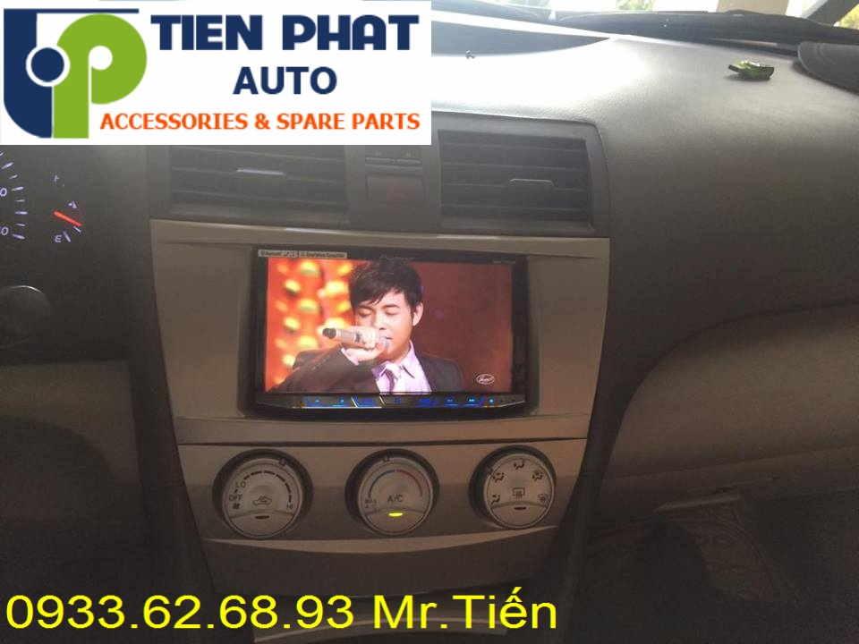 Màn Hình DVD Zin Cho Toyota Camry 2.4G Đời 2010 Tại Tp.Hcm