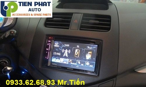 Màn Hình DVD Zin Theo Xe Cho Chevrolet Spark Đời 2013 Tại Tp.Hcm