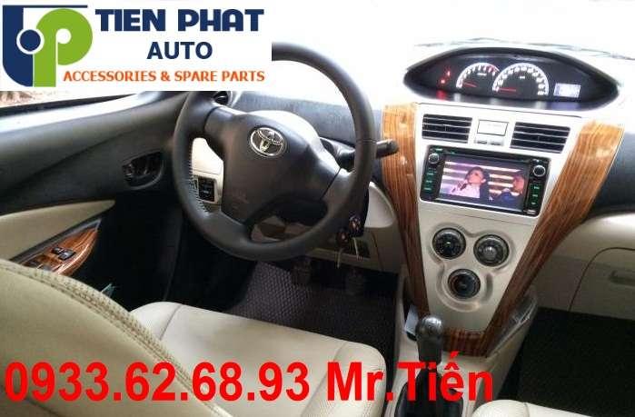 Màn Hình DVD Zin Theo Xe Toyota Vios 1.8G Đời 2008 Tại Tp.Hcm