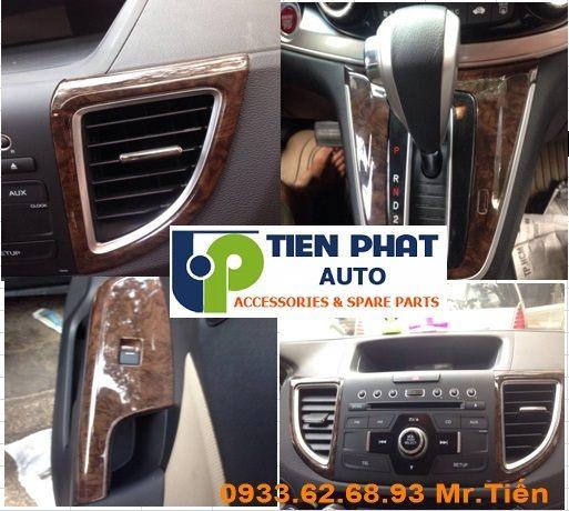 Sơn Vân Gỗ Nội Thất Xe Hyundai Tucson Tại Gò Vấp
