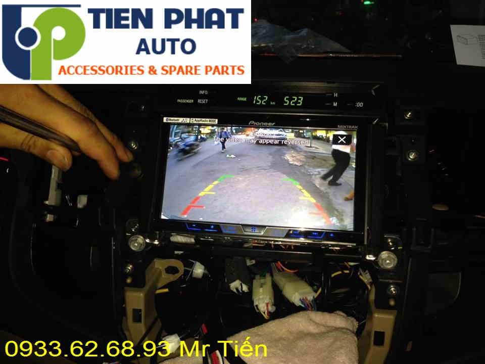 Sửa Chữa Màn Hình Cảm Ứng DVD,CD Ô Tô Cho Xe Toyota Fortuner Tại Tp.Hcm