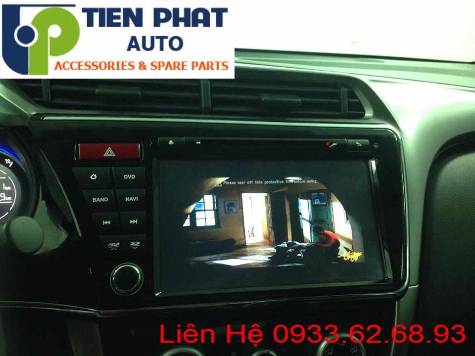 Sửa Chữa Màn Hình Cảm Ứng DVD ,CD Ô Tô Cho Xe Honda City Tại Tp.Hcm