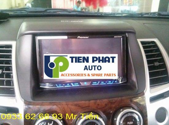 Sửa Chữa Màn Hình Cảm Ứng DVD ,CD Ô Tô Cho Xe Mitsubishi Pajero Sport Tại Tp.Hcm