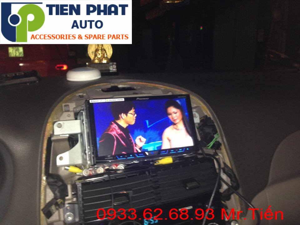 Sửa Chữa Màn Hình Cảm Ưng DVD ,CD Ô Tô Cho Xe Toyota Sienna Tại Tp.Hcm