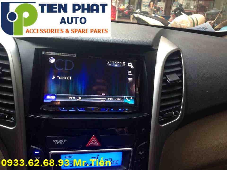 Sửa Chữa Màn Hình DVD ,CD Ô Tô Cho Xe Huyndai i30-i30CW Active Tại Tp.Hcm