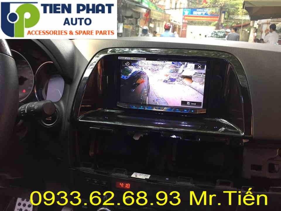Sửa Chữa Màn Hình DVD ,CD Ô Tô Cho Xe Mazda Cx-5 Tại Tp.Hcm