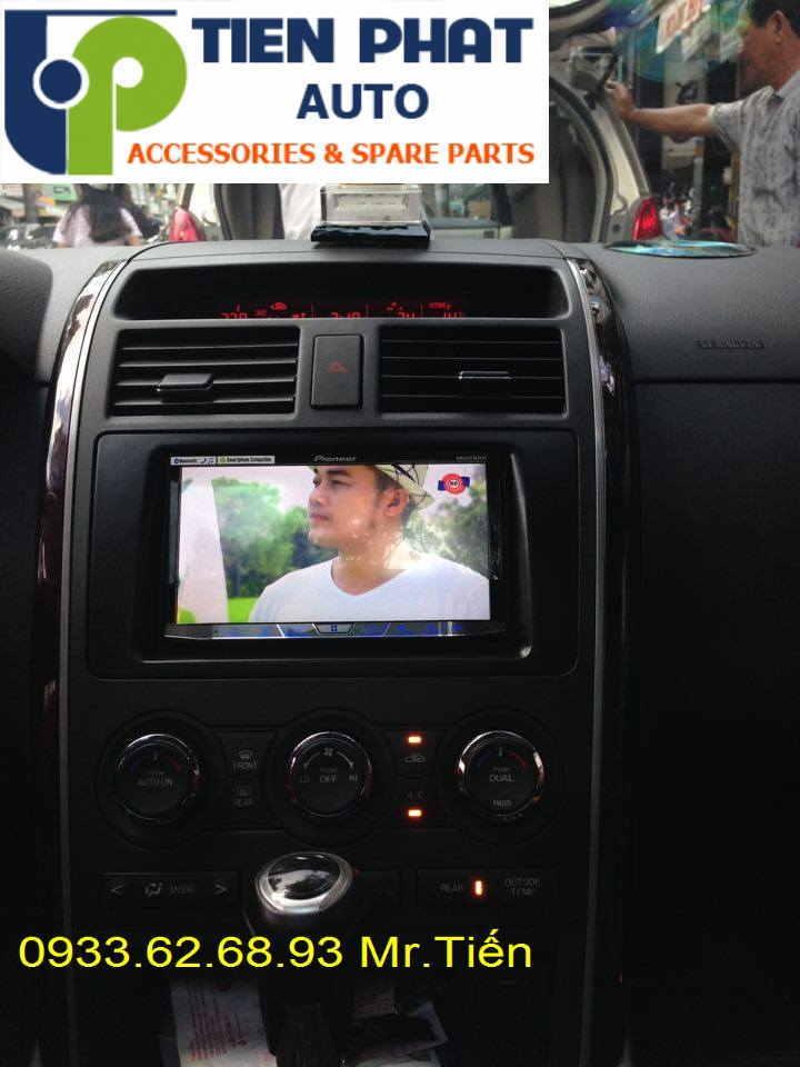 Sửa Chữa Màn Hình DVD ,CD Ô Tô Cho Xe Mazda Cx-9 Tại Tp.Hcm