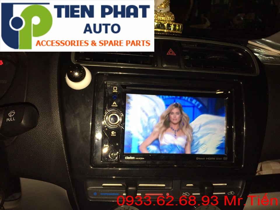Sửa Chữa Màn Hình DVD ,CD Ô Tô Cho Xe Mitsubishi Attrage Tại Tp.Hcm
