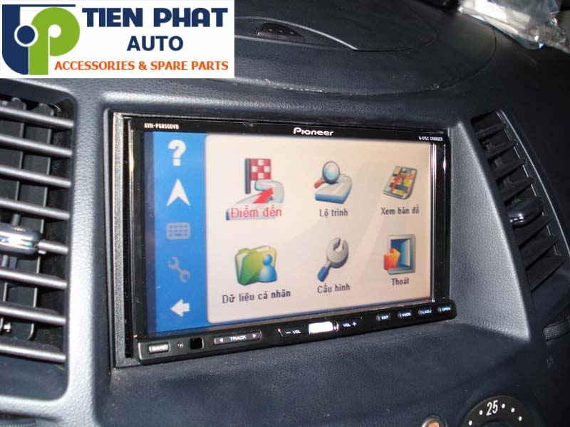 Sửa Chữa Màn Hình DVD ,CD Ô Tô Cho Xe Mitsubishi Grandis Tại Tp.Hcm
