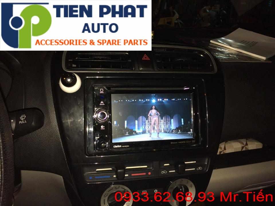 Sửa Chữa Màn Hình DVD ,CD Ô Tô Cho Xe Mitsubishi Mirage Tại Tp.Hcm