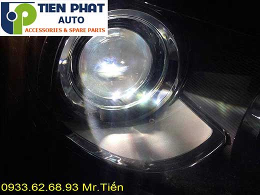 Thay Bóng Đèn Xenon Cho Xe Toyota Altis Tại Quận Tân Bình