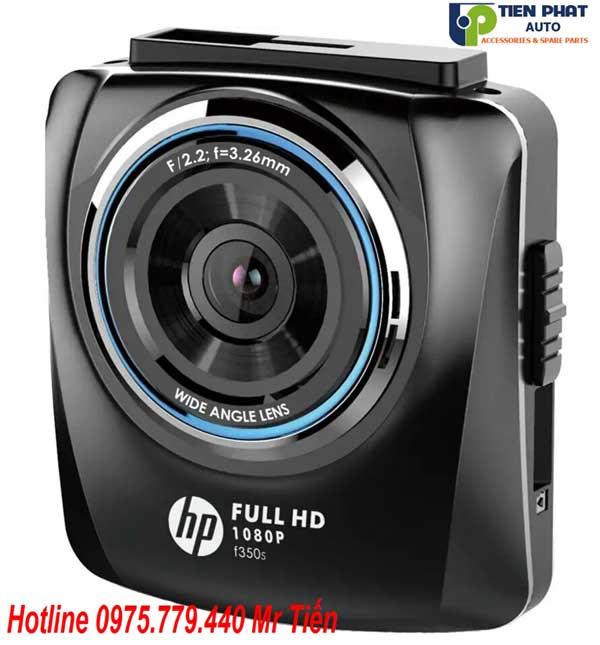 Camera Hành Trình HP F350S Cho Ô Tô Full HD 1080P