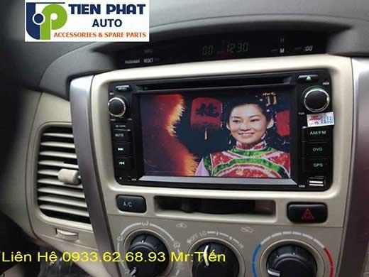 Đầu Máy DVD Zin Theo Xe Cho Toyota Innova Đời 2011-2012 Tại Hà Nội