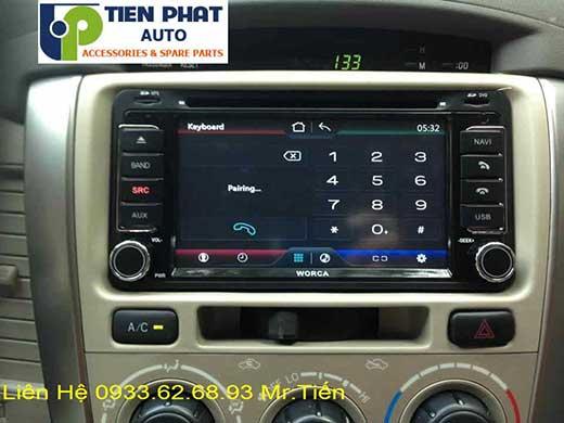 Dịch Vụ Lắp Đặt Đầu Máy DVD Zin Theo Xe Cho Toyota Innova Đời 2011-2012 Tại Củ Chi