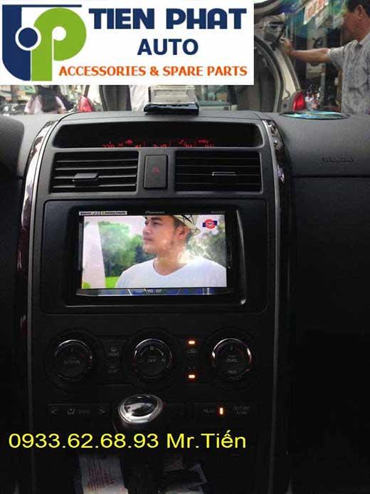 Dịch Vụ Lắp Màn Hình DVD Cho Xe Mazda CX-9 Đời 2015 Tại Củ Chi