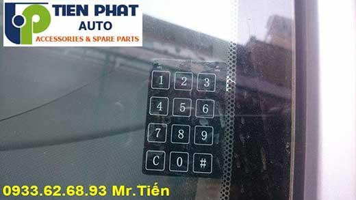 Engine Start Stop Smart Key Chìa Khóa Thông Minh Cho Kia Morning Đời 2013 Tại Tp.Hcm