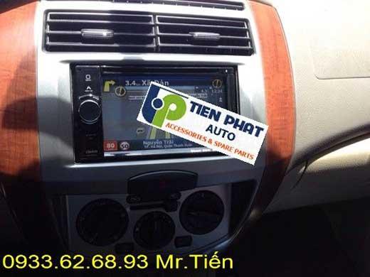 Gắn Đầu Máy DVD Cho Xe Nissan Livina Đời 2009 Tại Củ Chi