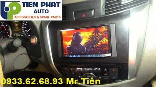 Gắn Đầu Máy DVD Cho Xe Nissan Navara Đời 2016 Tại Củ Chi Uy