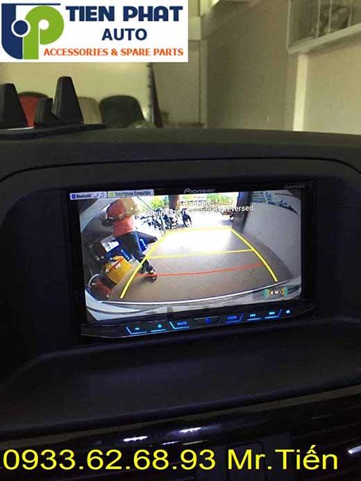 Gắn Màn Hình DVD Cao Cấp Cho Mazda CX-5 2014-2015 Tại Tp.Hcm