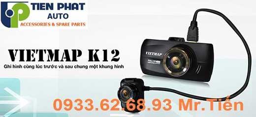 Lắp Camera Hành Trình Cho Xe Toyota Hilux Tại Tp.Hcm Uy Tín Nhanh