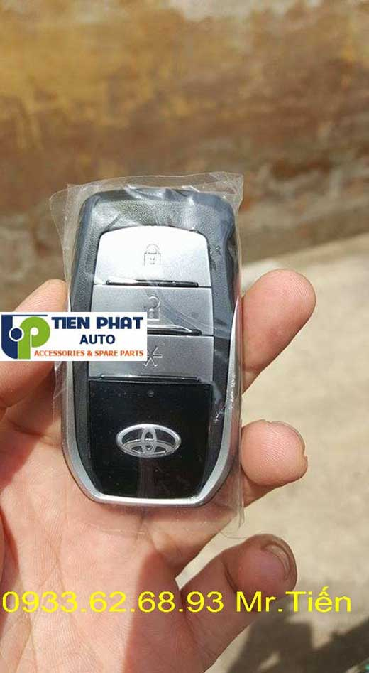 Lắp Đặt Engine Start Stop/Smart Key Cho Toyota Camry,2008,2009,2010,2011,2010