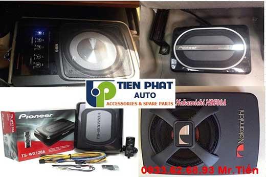 Lắp Đặt Loa Sub Chất Lượng Cho Xe Mazda CX-5
