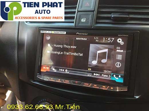 Lắp Màn Hình DVD Cho Xe Mazda BT-50 Đời 2016 Tại Tp.Hcm