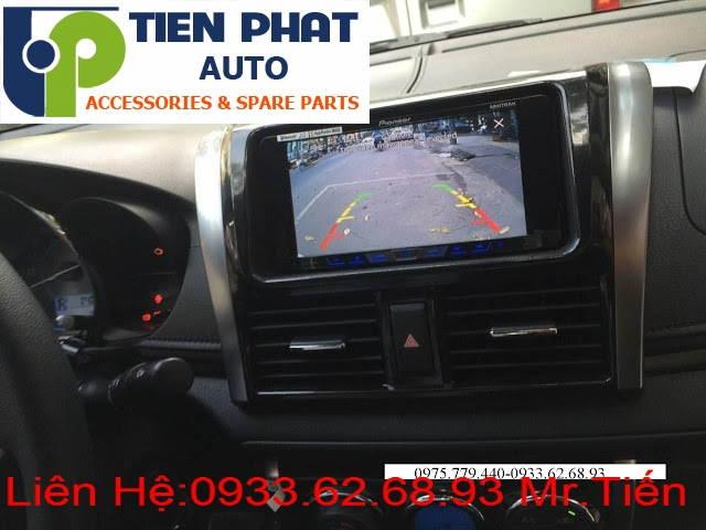 Màn Hình DVD Cao Cấp Cho Xe Toyota Yaris 1.5G Đời 2016 Tại Tp.Hcm